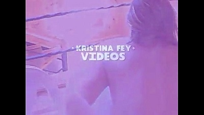 Kristina Fey fucked hard from behind