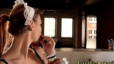 Euro maid cum soaked bbc