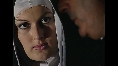 This nun has a dirty secret: she'_s a whore!