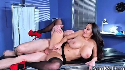 (Ava Addams) Lovely Hot Holder Get Group-fucked Hard From Doctor movie-07