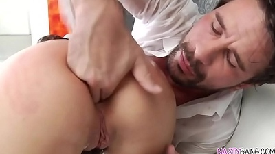 Karlee Grey squirting orgasms! - HardX