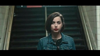 Ana de Armas Exposed Forced in Subway Chapter