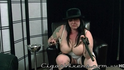 Ivy Liegh, Cigar Vixens, Full Video