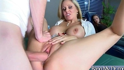 Sex Scene Between Torrid Doctor And Sluty What really happened (Julia Ann) video-28