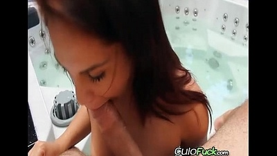 Amateur Sex With Colombian Senorita Hottie