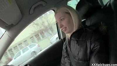 Public Sex For Some Money With Teen Amateur Euro Slattern 23