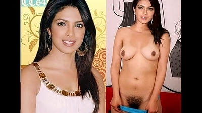 Priyanka Chopra - photo compilation of fake cold pictures